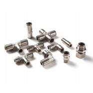 金屬管接頭-全銅式